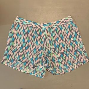 Pattern shorts from a Hawaiian Boutique!